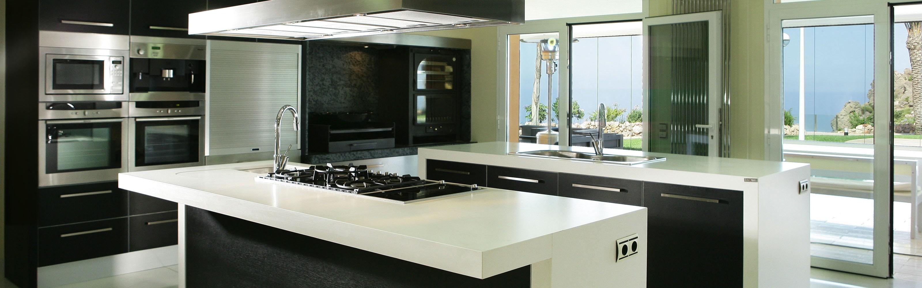 Bancadas de cocina de granito - Bancadas de cocina ...